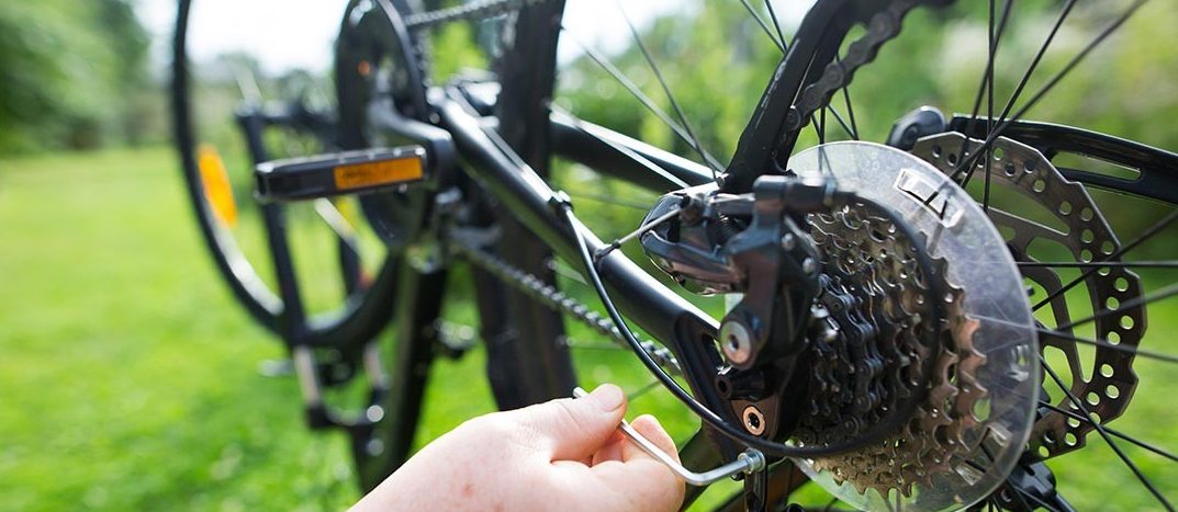 bicycle gear chain maintenance