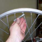 bike spoke replacement